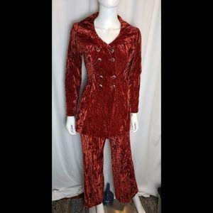 Vintage Vicky Vaughn Suit